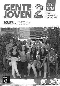 GENTE JOVEN 2 CAUDERNO DE EJERCICIOS+CD NE
