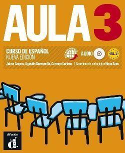 AULA 3 NUEVA EDICIÓN - LIBRO DEL ALUMNO + CD AUDIO