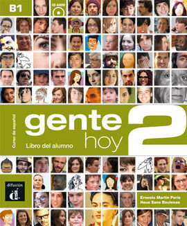 GENTE HOY 2. LIBRO DEL ALUMNO + CD