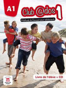 CLUB@DOS 1 LIVRE DE ELEVE + CD