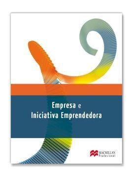 EMPRESA E INICIATIVA EMPRENDEDORA 2013