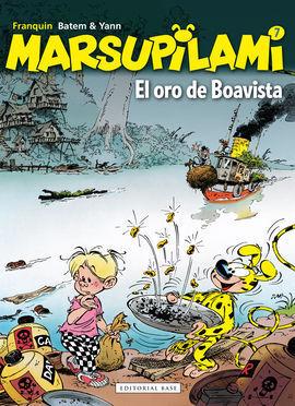 MARSUPILAMI 7 EL ORO DE BOAVISTA