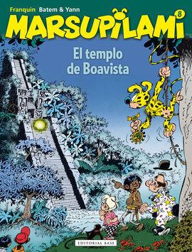 MARSUPILAMI 8 EL TEMPLO DE BOAVISTA