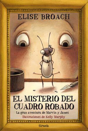EL MISTERIO DEL CUADRO ROBADO