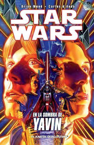 STAR WARS Nº01. EN LA SOMBRA DE YABIN