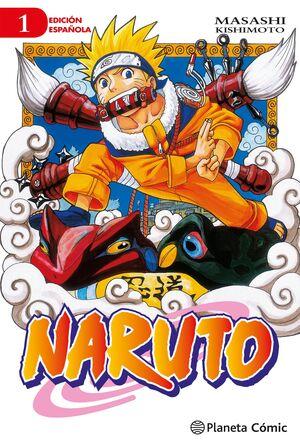 NARUTO (PDA) Nº01