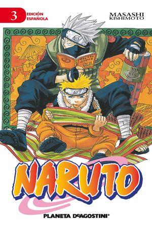 NARUTO (PDA) Nº03