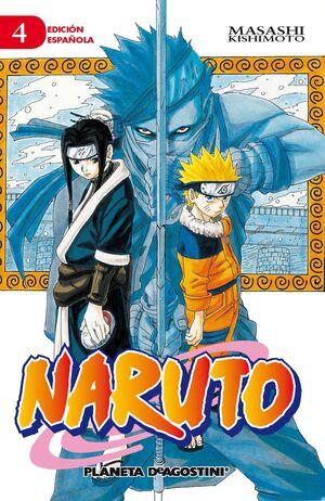 NARUTO (PDA) Nº04