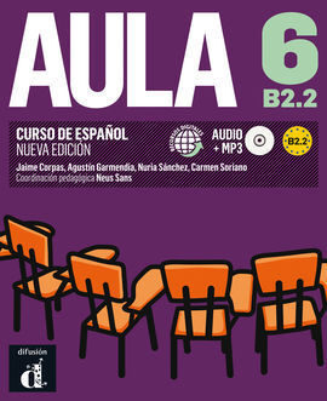 AULA 6 NUEVA EDICION B2.2 LIBRO DEL ALUMNO CD