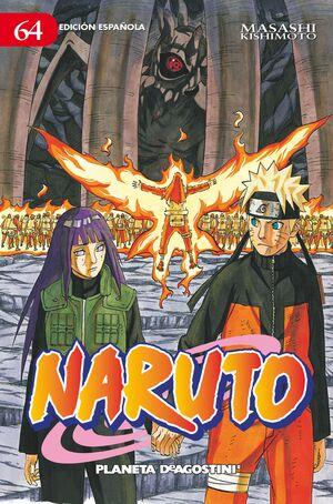 NARUTO Nº 64