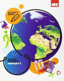 SOCIAL SCIENCE 5º - ACTIVITY BOOK