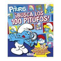 LOS PITUFOS ¡ BUSCA LOS 100 PITUFOS !