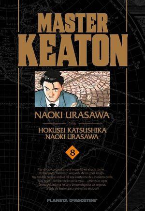 MASTER KEATON Nº8