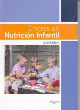 ERRORES EN NUTRICIÓN INFANTIL