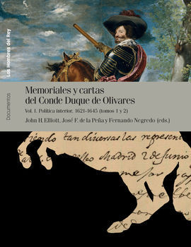 MEMORIALES Y CARTAS DEL CONDE-DUQUE DE OLIVARES