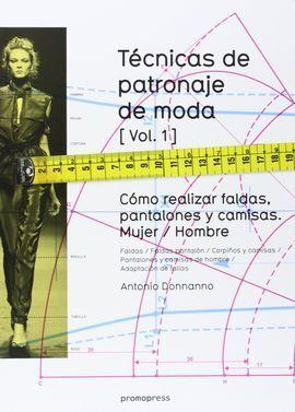 TECNICAS DE PATRONAJE DE MODA 1