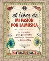 EL LIBRO DE MI PASION POR LA MUSICA