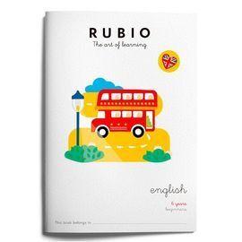 RUBIO ENGLISH 6 YEARS BEGIN