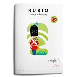 RUBIO ENGLISH 7 YEARS BEGIN