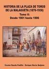 HISTORIA DE LA PLAZA DE TOROS DE LA MALAGUETA V