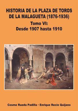 HISTORIA DE LA PLAZA DE TOROS DE LA MALAGUETA 1976-1936