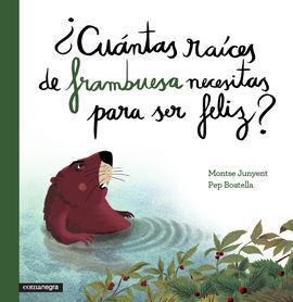 ¿CUANTAS RAICES DE FRAMBUESA NECESITAS PARA SER FELIZ?