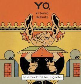 YO, EL BURRO DELANTE