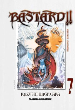 BASTARD!! COMPLETE EDITION Nº 07