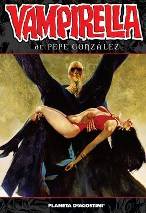VAMPIRELLA DE PEPE GONZALEZ Nº 1