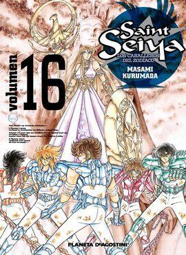 SAINT SEIYA Nº 16