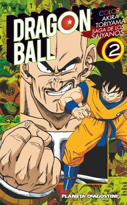 DRAGON BALL COLOR 2