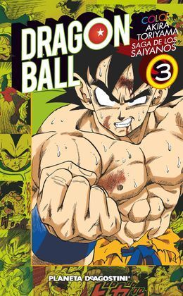 DRAGON BALL COLOR 3