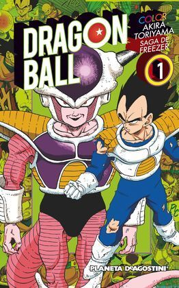 DRAGON BALL FREEZER Nº01