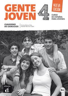 GENTE JOVEN 4 NUEVA EDICION CUADERNO DE EJERCICIOS