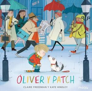 OLIVER Y PATCH