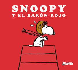 SNOOPY Y EL BARÓN ROJO