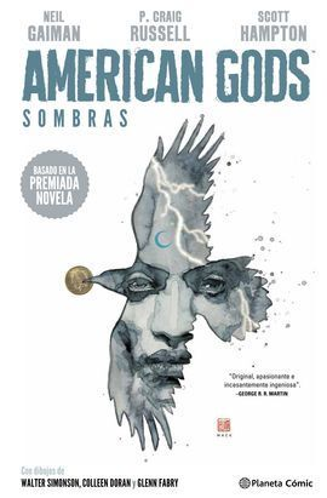 AMERICAN GODS SOMBRAS (TOMO) Nº 01/03