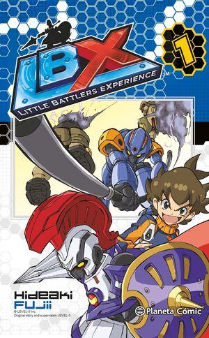 LITTLE BATTLERS EXPERIENCE (LBX) 1