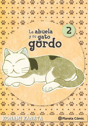 LA ABUELA Y SU GATO GORDO Nº02