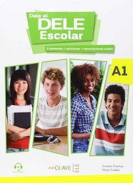 DALE AL DELE A1 ESCOLAR+AUDIO DESCARAGAB