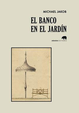 EL BANCO EN EL JARDÍN