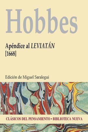 APÉNDICE AL LEVIATÁN, 1668
