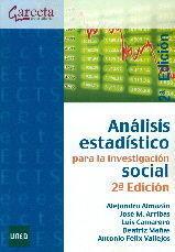 ANALISIS ESTADISTICO INVES.SOCIAL. 2¦ED.