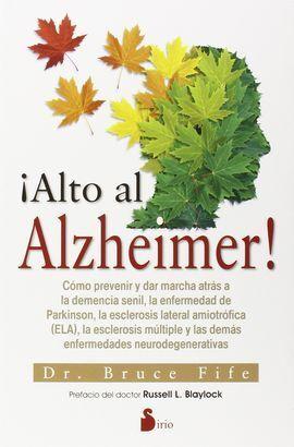 ALTO AL ALZHEIMER!