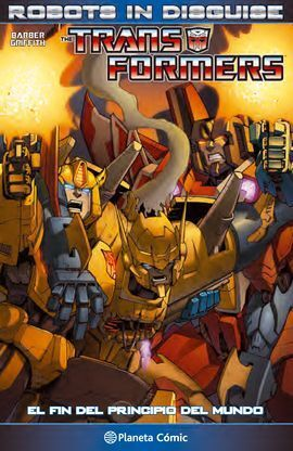 TRANSFORMERS ROBOTS IN DISGUISE Nº 02