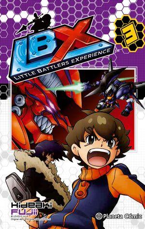 LITTLE BATTLERS EXPERIENCE (LBX) Nº 03