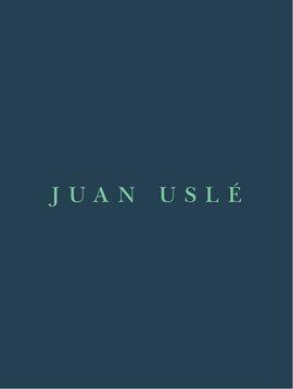 CUADERNO DE ARTISTA DE JUAN USLE