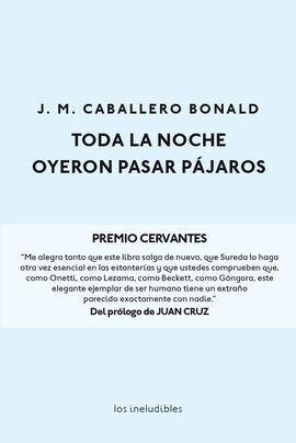 TODA LA NOCHE OYERON PASAR PAJAROS