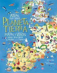 ATLAS PARA NIÑOS PLANETA TIERRA
