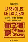 SENCILLEZ DE LAS COSAS,LA
